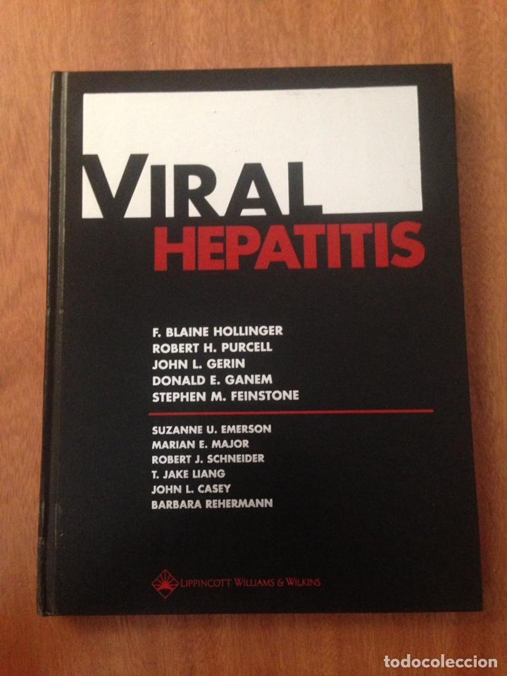 VIRAL HEPATITIS (Libros Nuevos - Ciencias, Manuales y Oficios - Medicina, Farmacia y Salud)