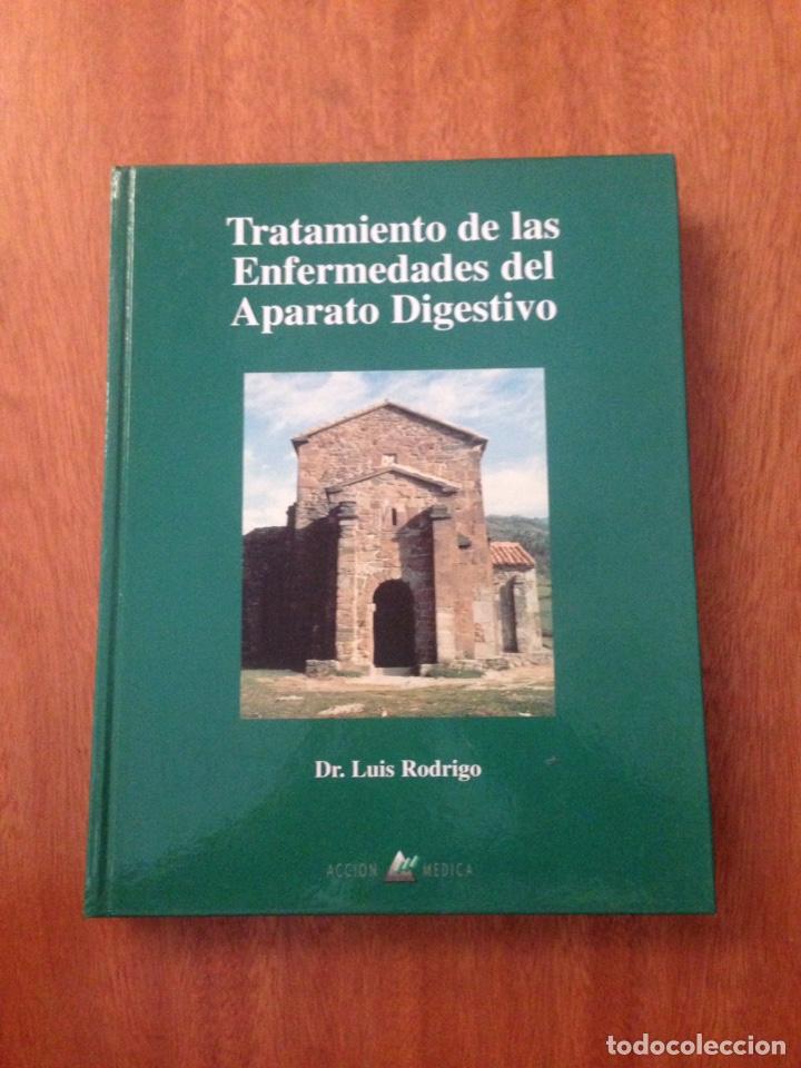 TRATAMIENTO DE LAS ENFERMEDADES DEL APARATO DIGESTIVO (Libros Nuevos - Ciencias, Manuales y Oficios - Medicina, Farmacia y Salud)