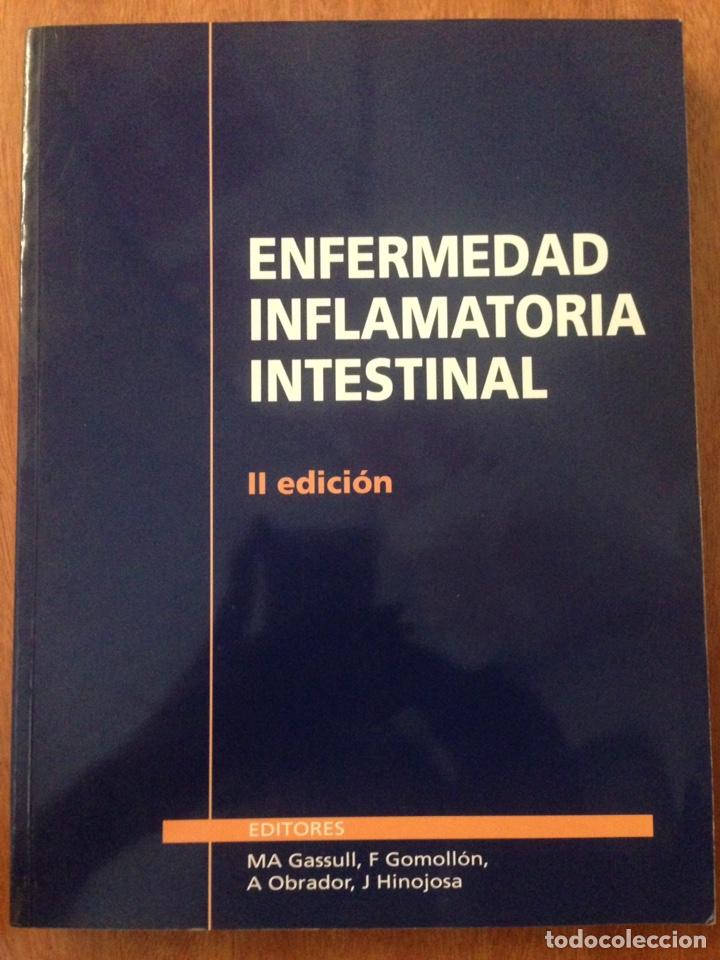 ENFERMEDAD INFLAMATORIA INSTESTINAL (Libros Nuevos - Ciencias, Manuales y Oficios - Medicina, Farmacia y Salud)