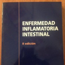 Libros: ENFERMEDAD INFLAMATORIA INSTESTINAL. Lote 135075935