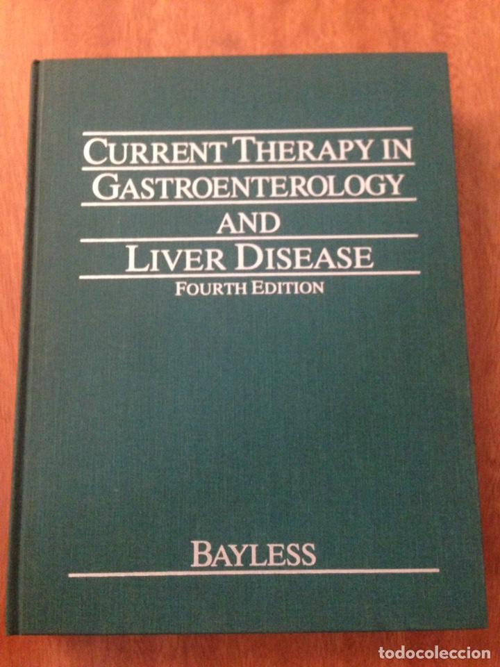 CURRENT THERAPY IN GASTROENTEROLOGY AND LIVER DISEASE (Libros Nuevos - Ciencias, Manuales y Oficios - Medicina, Farmacia y Salud)