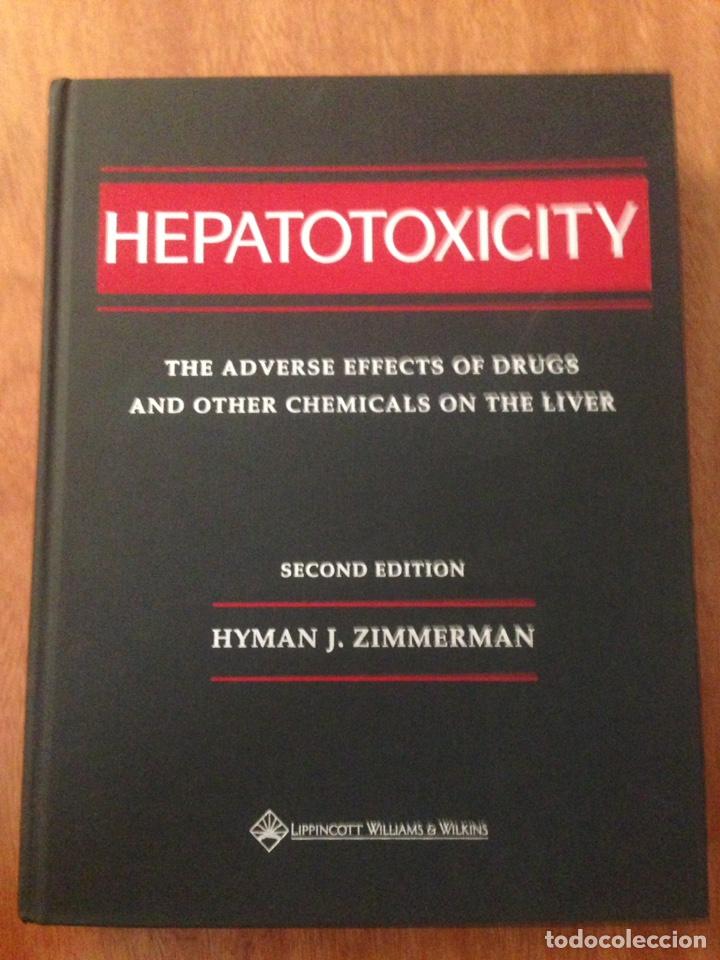 HEPATOTOXICITY SEGUNDA EDICIÓN (Libros Nuevos - Ciencias, Manuales y Oficios - Medicina, Farmacia y Salud)