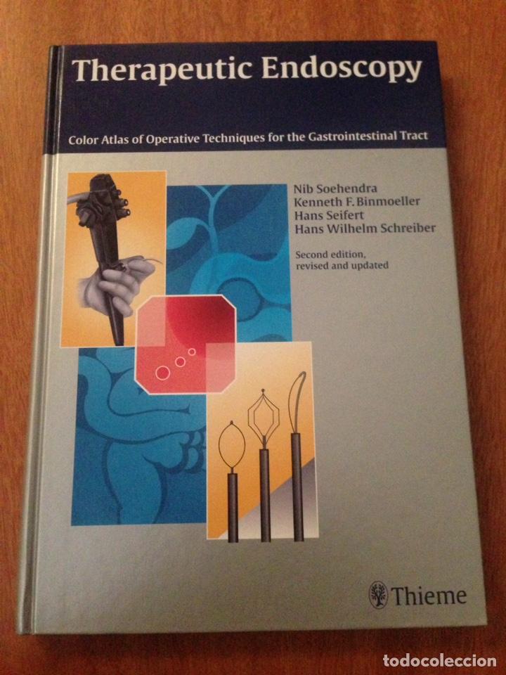 TERAPEUTIC ENDOSCOPY (Libros Nuevos - Ciencias, Manuales y Oficios - Medicina, Farmacia y Salud)