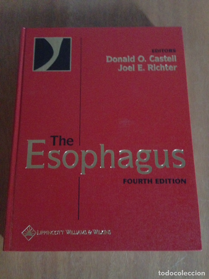 Libros: the esophagus fourth edition - Foto 1 - 135267123