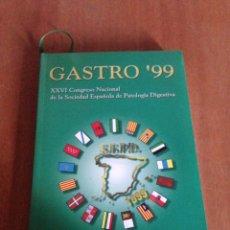 Libros: GASTRO 99. Lote 135268437