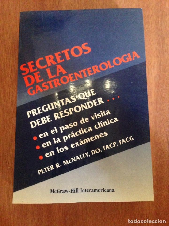 SECRETOS DE LA GASTROENTEROLOGÍA (Libros Nuevos - Ciencias, Manuales y Oficios - Medicina, Farmacia y Salud)