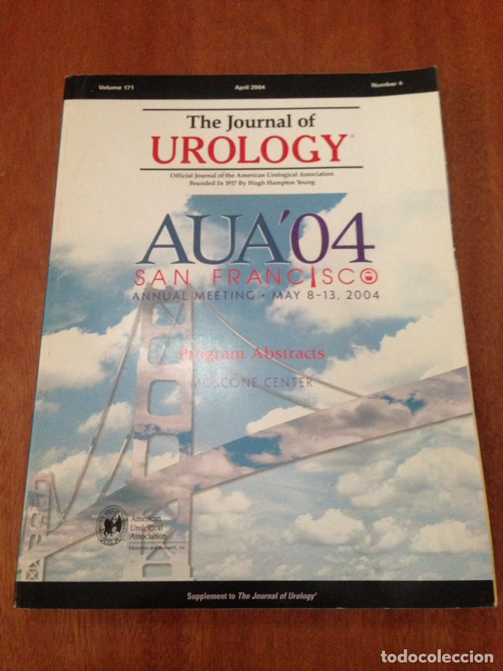 Libros: urology aua 04 - Foto 1 - 135275179