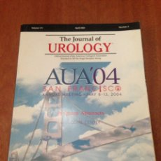 Libros: UROLOGY AUA 04. Lote 135275179