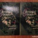 Libros: GASTROINTESTINAL DISEASE 1 Y 2. Lote 135288314