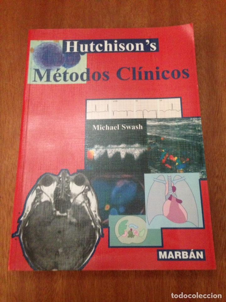 MÉTODOS CLÍNICOS (Libros Nuevos - Ciencias, Manuales y Oficios - Medicina, Farmacia y Salud)