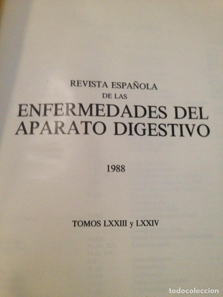 Libros: Enfermedades del aparato digestivo - Foto 3 - 135295899