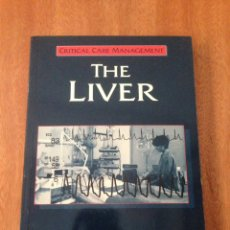 Libros: THE LIVER FELICITY HAWKER. Lote 135322890