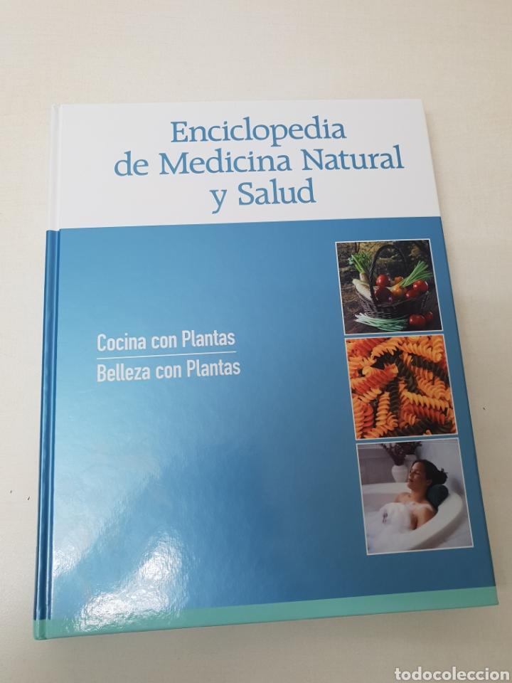 Libros: Enciclopedia de medicina natural y salud - Foto 2 - 129198316