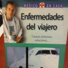 Libros: BJS.ENFERMEDADES DEL VIAJERO.DRA PALOMA MERINO AMADOR.EDT EDIMAT LIBROS. . . Lote 138534902