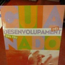 Libros: BJS.GUIA DESENVOLUPAMENT DEL TEU NADO.EDT CAPRABO. . . Lote 138535310