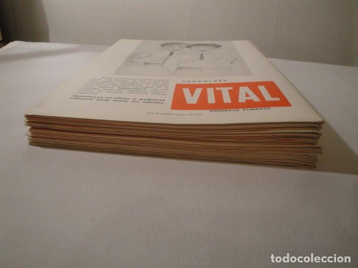 Libros: Salud y Vida. Medicina Natural. Dr. V.L. Ferrándiz. 11 revistas de 1970 a 1973. Nuevas. - Foto 9 - 140308922