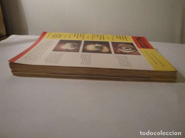 Libros: Salud y Vida. Medicina Natural. Dr. V.L. Ferrándiz. 11 revistas de 1970 a 1973. Nuevas. - Foto 11 - 140308922