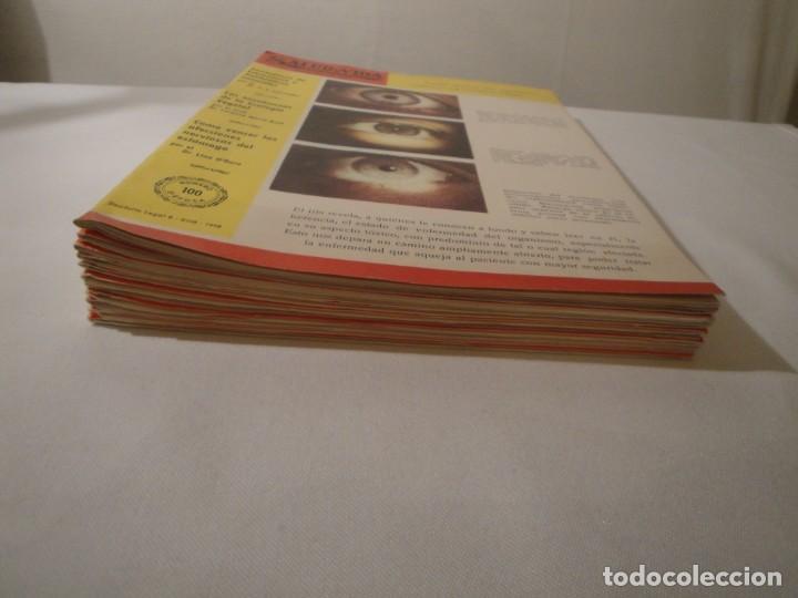 Libros: Salud y Vida. Medicina Natural. Dr. V.L. Ferrándiz. 11 revistas de 1970 a 1973. Nuevas. - Foto 12 - 140308922