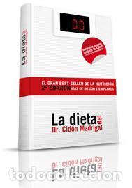 LA DIETA DEL DOCTOR CIDÓN MADRIGAL - JOSÉ LUIS CIDÓN MADRIGAL (CARTONÉ) (Libros Nuevos - Ciencias, Manuales y Oficios - Medicina, Farmacia y Salud)