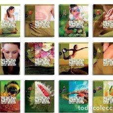 Libros: MEDICINA NATURAL, SALUD Y BIENESTAR. Lote 142571170