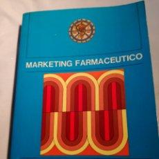 Libros: MARKETING FARMACEUTICO. Lote 142808713
