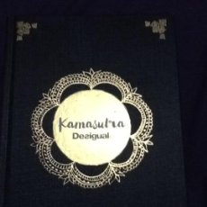 Libros: KAMASUTRA DESIGUAL NUEVO A ESTRENAR . Lote 143663130