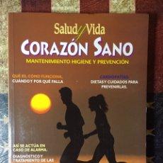 Libros: CORAZÓN SANO. Lote 144007069