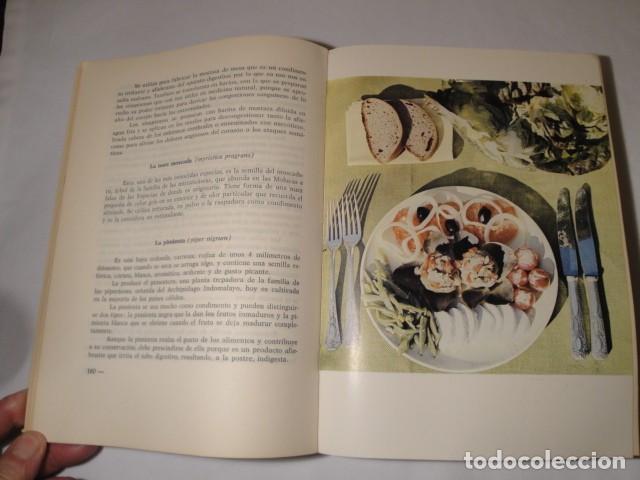 Libros: Manual de Alimentación sana. Autor: Rafael Lezaeta. 2ª edición. Ediciones Lezaeta. 1973. - Foto 4 - 145925306