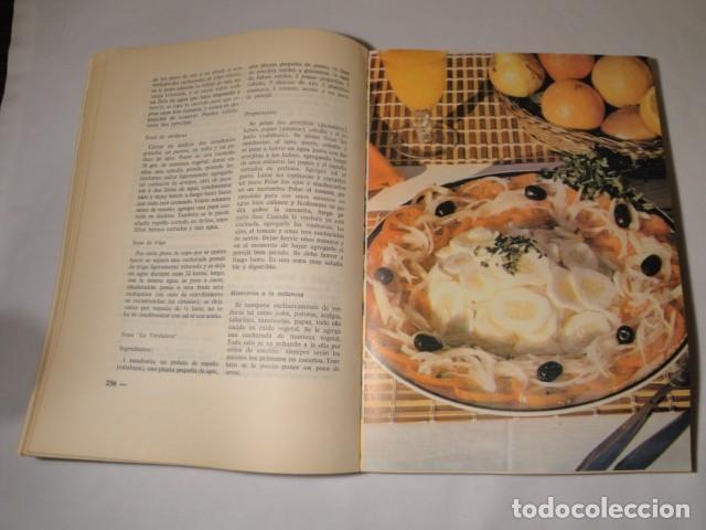Libros: Manual de Alimentación sana. Autor: Rafael Lezaeta. 2ª edición. Ediciones Lezaeta. 1973. - Foto 5 - 145925306