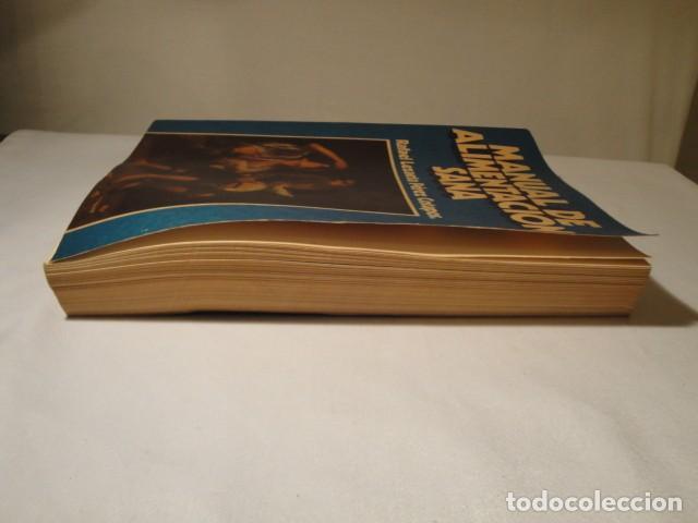 Libros: Manual de Alimentación sana. Autor: Rafael Lezaeta. 2ª edición. Ediciones Lezaeta. 1973. - Foto 9 - 145925306