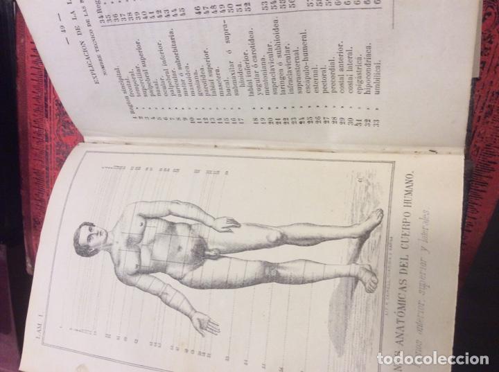 Libros: Vademecum del practicante. 1871. - Foto 6 - 146920174