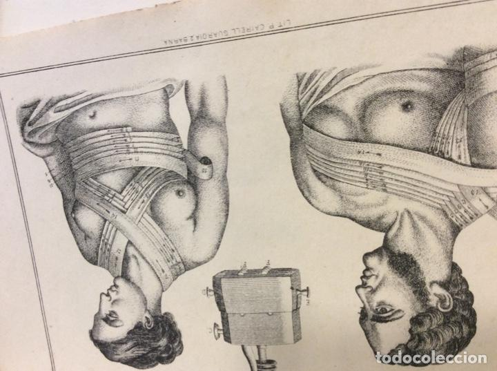 Libros: Vademecum del practicante. 1871. - Foto 8 - 146920174