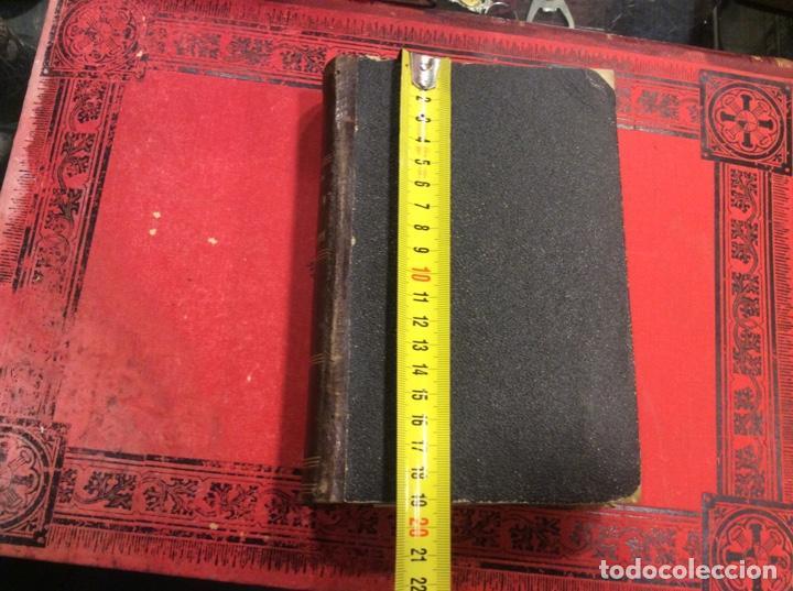 Libros: Vademecum del practicante. 1871. - Foto 10 - 146920174