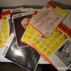 Libros: REVISTAS: SALUD Y VIDA. DR. V.L. FERRÁNDIZ. 12 REVISTAS AÑOS 1978-1979 Y 1980 COMPLETOS. NUEVAS. Lote 146304658