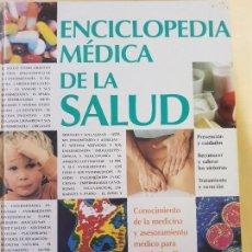 Libros: ENCICLOPEDIA MEDICA DE LA SALUD - EDITOR DR. H. LUCAS - ED. BLUME (ILUST). Lote 139927354
