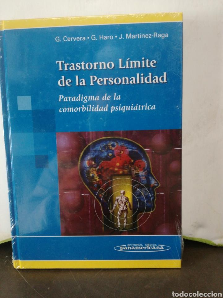 TRASTORNO LIMITE DE LA PERSONALIDAD (Libros Nuevos - Ciencias, Manuales y Oficios - Medicina, Farmacia y Salud)