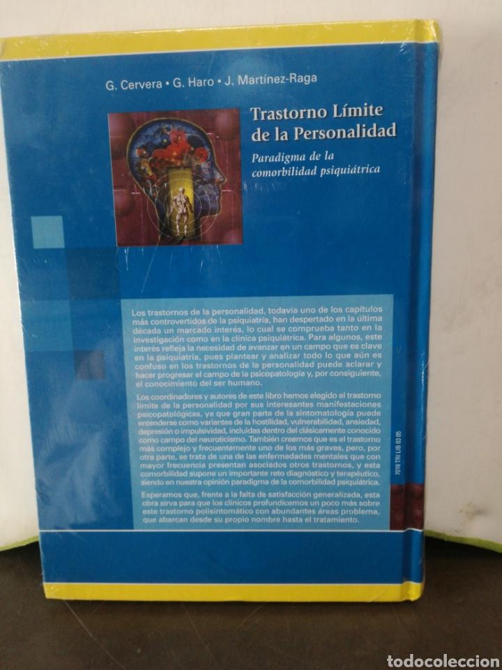 Libros: TRASTORNO LIMITE DE LA PERSONALIDAD - Foto 3 - 221513006