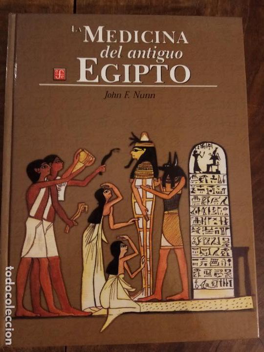 LA MEDICINA DEL ANTIGUO EGIPTO (Libros Nuevos - Ciencias, Manuales y Oficios - Medicina, Farmacia y Salud)
