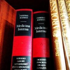 Libros: LIBROS DE MEDICINA INTERNA AÑO 1974. Lote 156115900