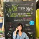 Libros: MARÍA CORBACHO. ¡HAZ CLICK Y VIVE SANO!. Lote 159831249