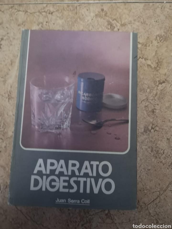 LIBRO APARATO DIGESTIVO JUAN SERRÁ COLL (Libros Nuevos - Ciencias, Manuales y Oficios - Medicina, Farmacia y Salud)