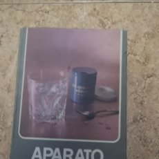 Libros: LIBRO APARATO DIGESTIVO JUAN SERRÁ COLL. Lote 161015758