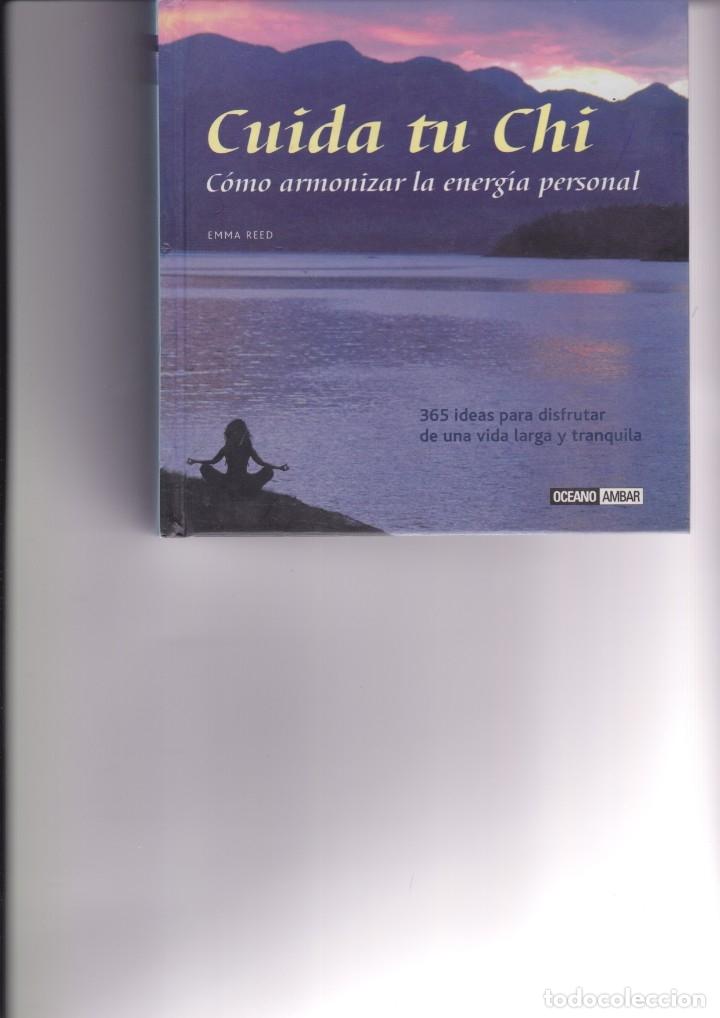 CUIDA TU CHI. DE EMMA REED (Libros Nuevos - Ciencias, Manuales y Oficios - Medicina, Farmacia y Salud)