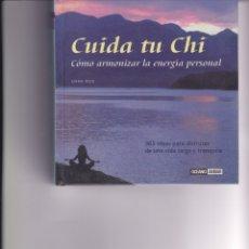 Libros: CUIDA TU CHI. DE EMMA REED. Lote 166619810