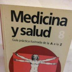 Libros: BJS.MEDICINA Y SALUD.TOMO 8.EDT, CIRCULO DE LECTORES.BRUMART TU LIBRERIA.. Lote 168039152