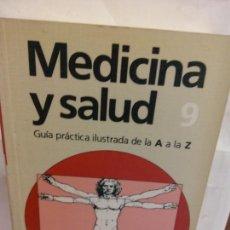 Libros: BJS.MEDICINA Y SALUD.TOMO 9.EDT, CIRCULO DE LECTORES.BRUMART TU LIBRERIA.. Lote 168041648