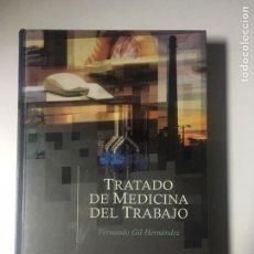 Libros: TRATADO DE MEDICINA DEL TRABAJO. Lote 169641132