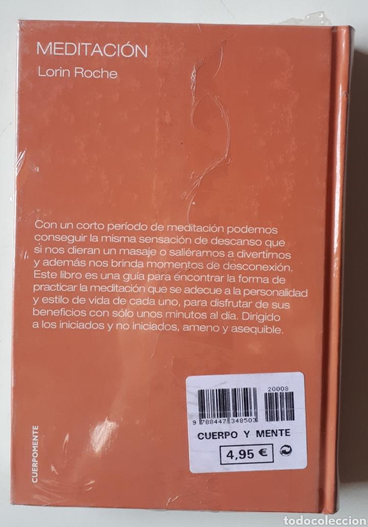 Libros: Libro Meditacion - Foto 2 - 171726088