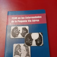 Libros: ENFERMEDADES VIA AÉREA TCAR DR.TOMAS FRANQUET. Lote 176251729