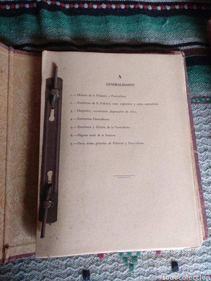 Libros: Archivos de pediatría años 50 y 60 - Foto 4 - 176636158